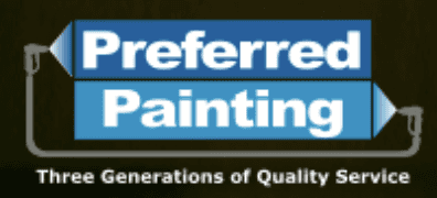 Preferred painting logo small