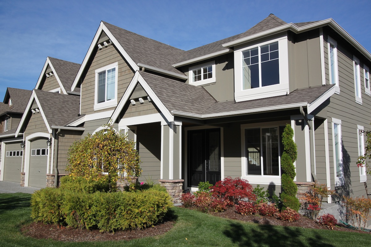 Exterior house painting snohomish